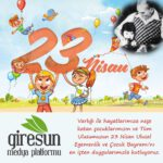 23 Nisan Kutlu Olsun, girmep, giresun medya platformu basın açıklaması